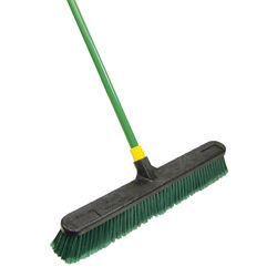 Quickie  Bulldozer  Polypropylene  24 in. Indoor/Outdoor Broom