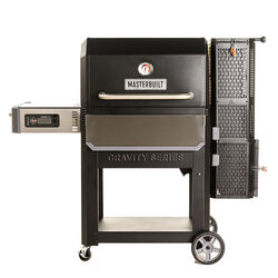 Masterbuilt 30 in. Gravity Series 1050 Digital Charcoal Grill Black