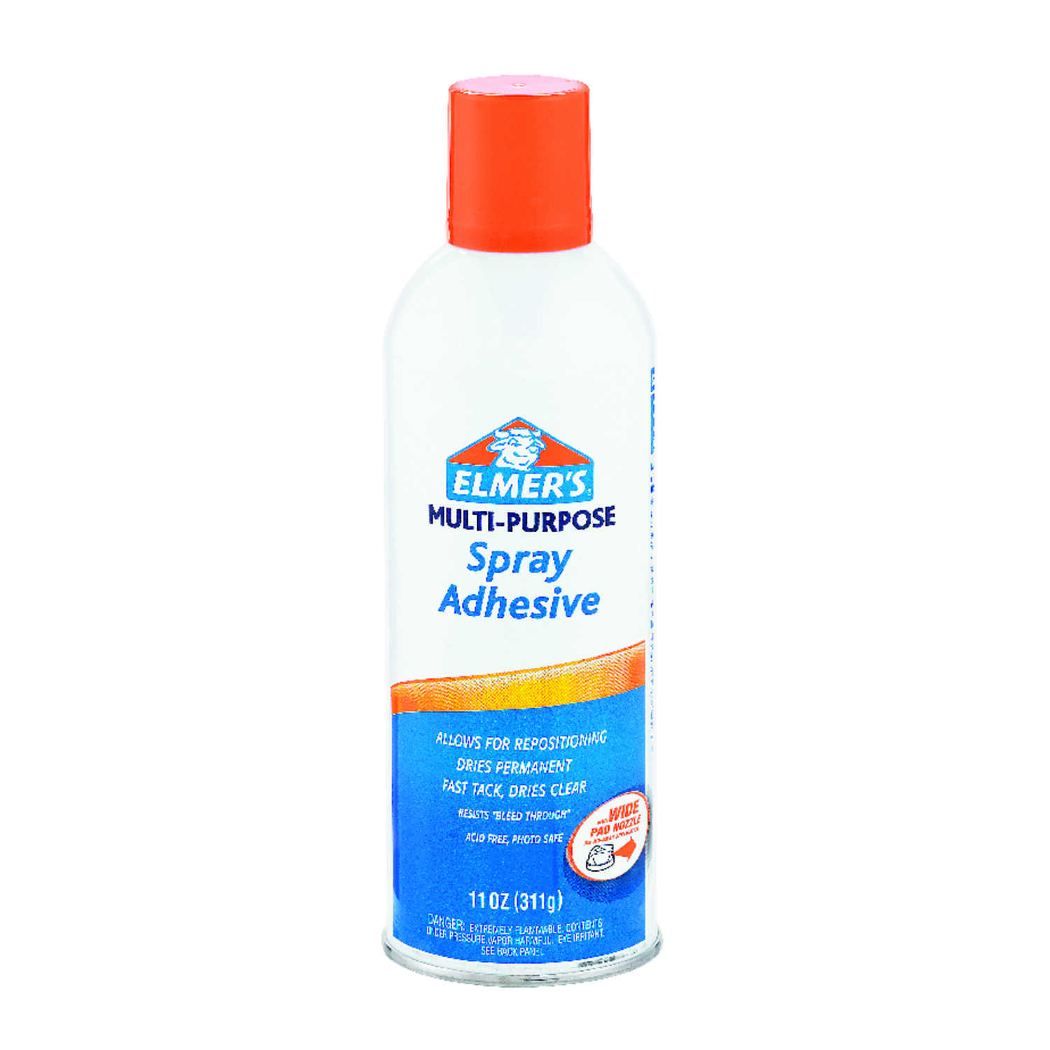 Elmer's  Multi-Purpose  High Strength  Polyvinyl acetate homopolymer  Activated Glue  11 oz.