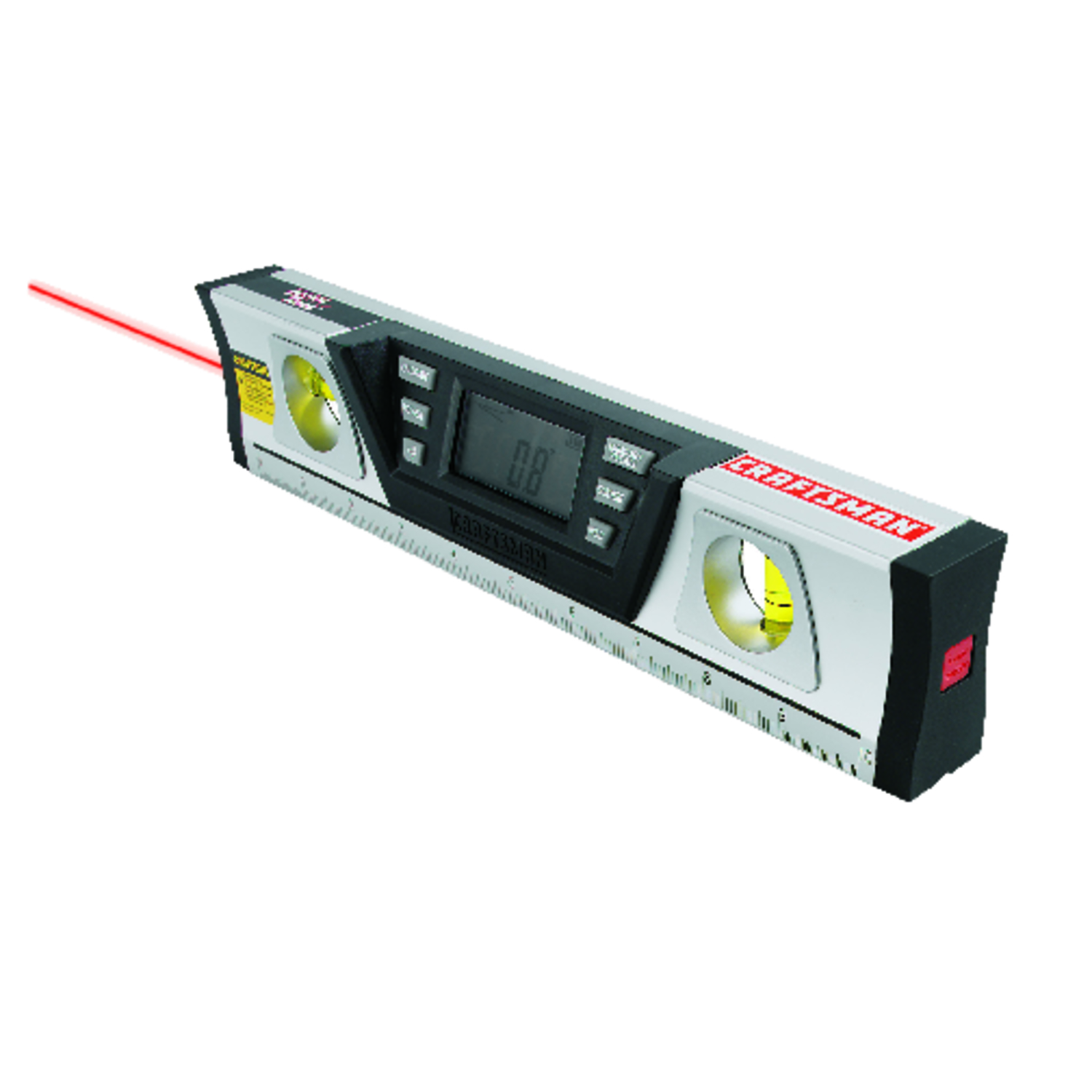 Craftsman  1 beam Digital Level  1 pc.
