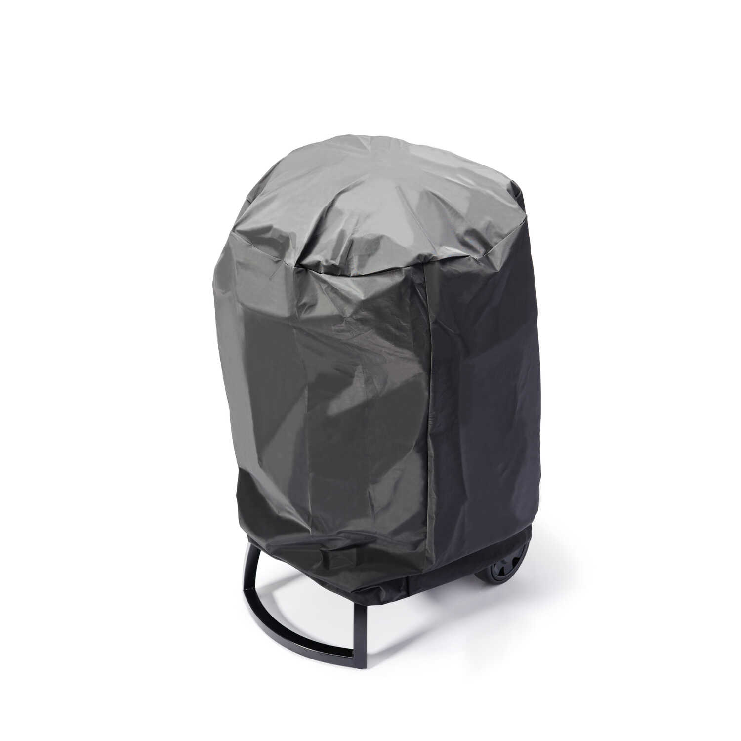 Grillmark  Black  Grill Cover  42 in. H x 28 in. W x 28 in. D For Fits Kettle or Kamado Grills