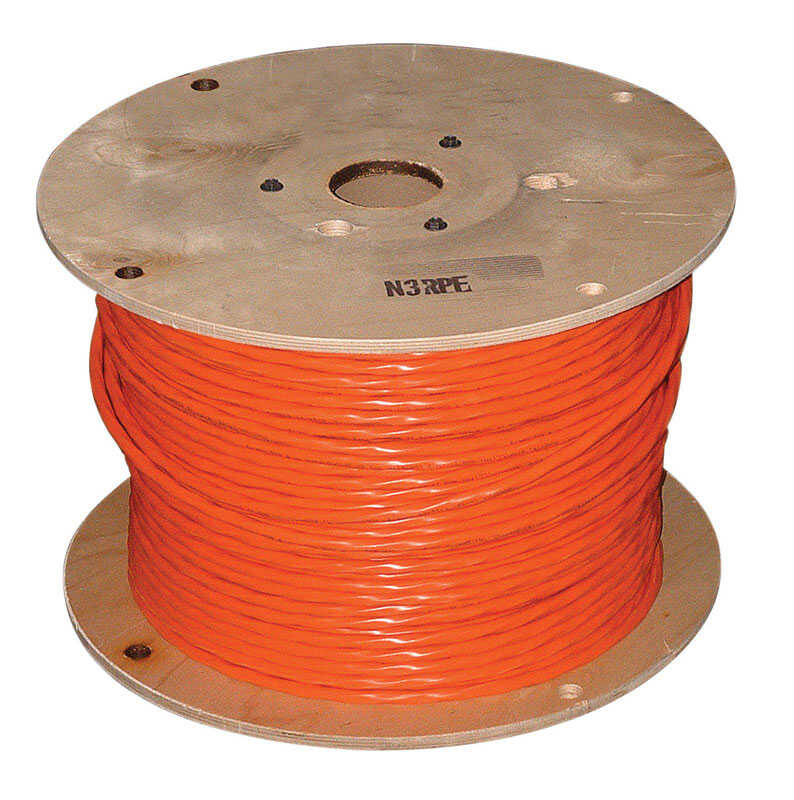 Southwire  1000 ft. 10/3  Solid  Romex Type NM-B WG Non-Metallic  Wire