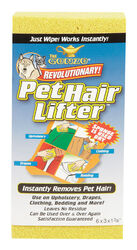 Gonzo  Yellow  All Pets  Hair Lifter  1 pk