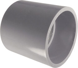 Cantex 1/2 in. Dia. PVC Electrical Conduit Coupling