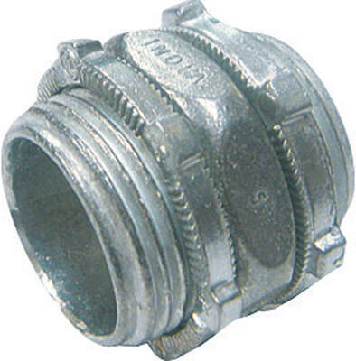 Sigma Electric ProConnex  1/2 in. Round  Zinc  Box Spacer