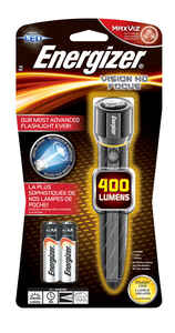 Energizer  400 lumens LED  Flashlight  AA Battery