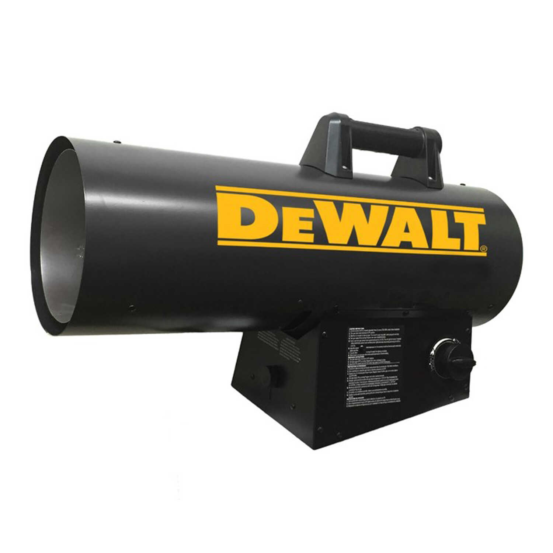 Dewalt 3000 Sq Ft Propane Forced Air Portable Heater