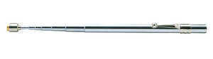 General Tools  23-1/2 in. Telescoping Magnetic Pick-Up Tool  Nickel  2 lb.