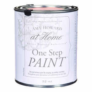 Amy Howard at Home  Massey Hill  Latex  32 oz. One Step Paint  Flat Chalky Finish