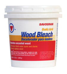 Savogran  Wood Bleach  12 oz.