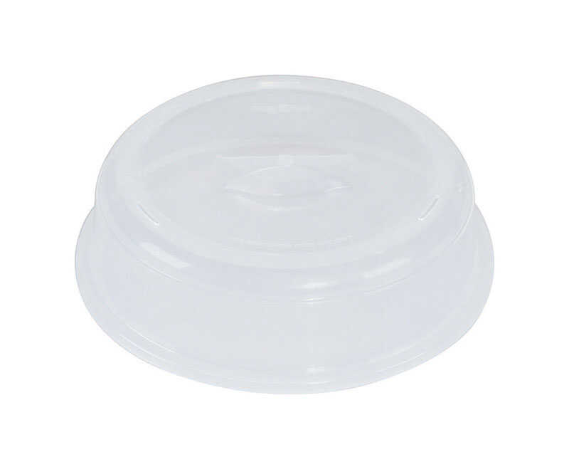 Nordic Ware  10 in. W x 10 in. L Bowl Covers  White