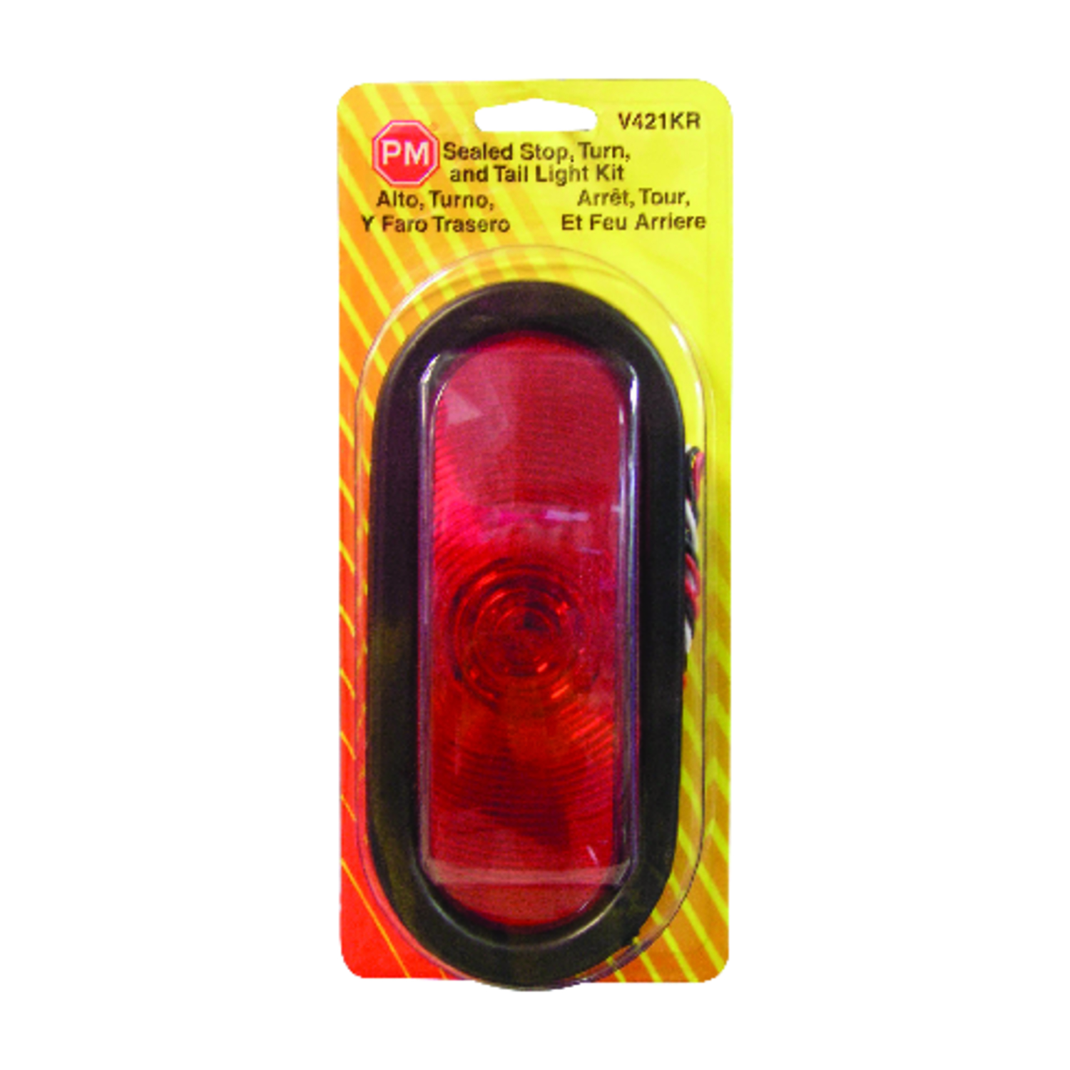 Peterson  Polycarbonate  Stop / Turn / Tail Light  Mounting