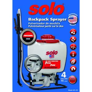 Solo Adjustable Spray Tip Backpack Sprayer 4 gal  - Ace Hardware