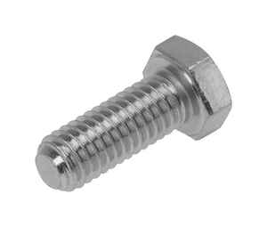 Unistrut  3/8 in. Dia. Steel  Strut Hex Bolt  For EMT 1 pk