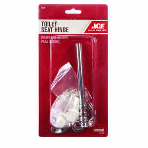 Ace  Toilet Seat Hinge  Chrome Plated