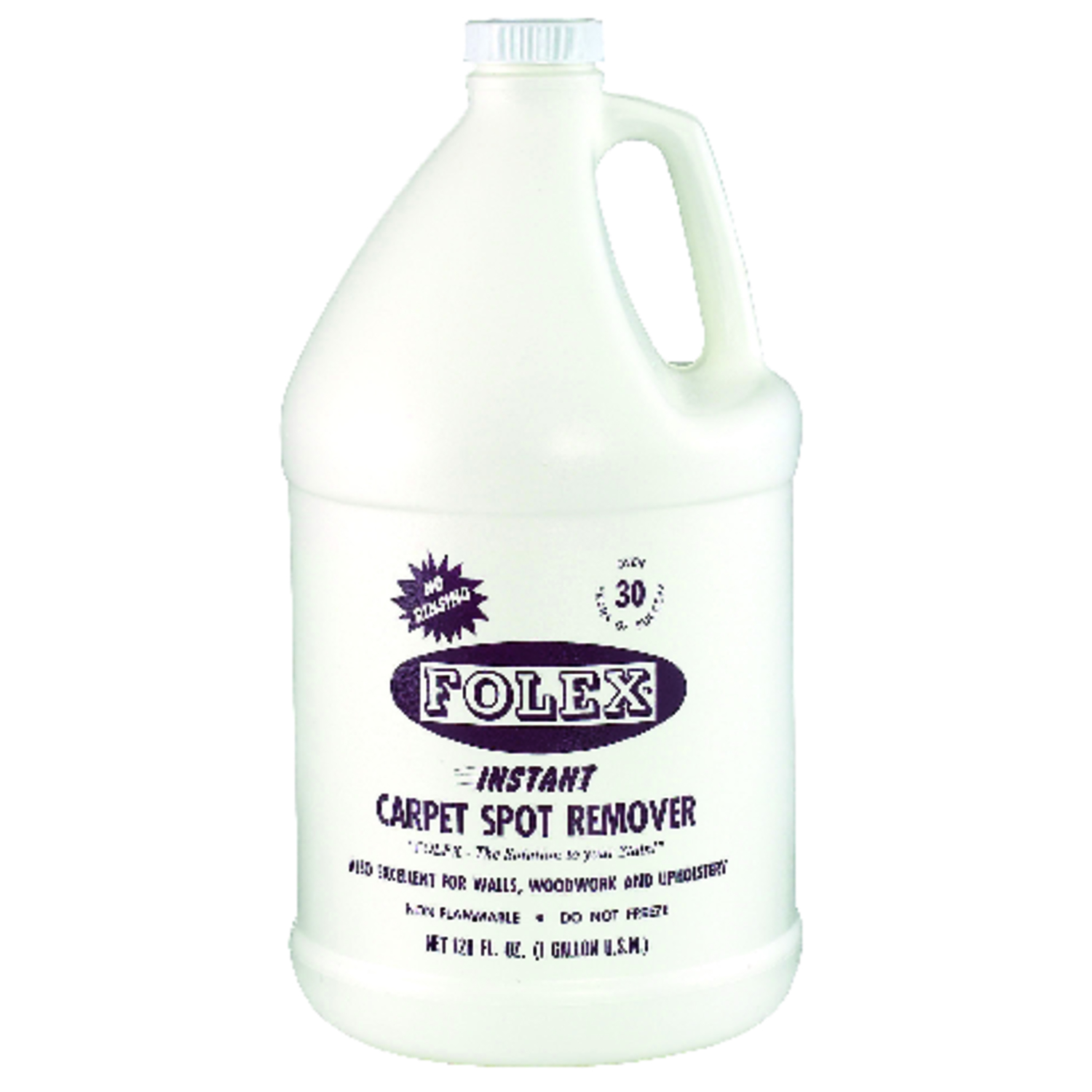 FOLEX  Carpet Stain Remover  No Scent Liquid  128 oz