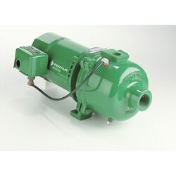 Myers  Myers  1 hp 27.5 gph Cast Iron  Convertible Jet Pump