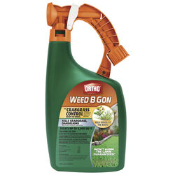 Ortho  Weed B Gon Plus  Crabgrass Control  RTU Liquid  32 oz.