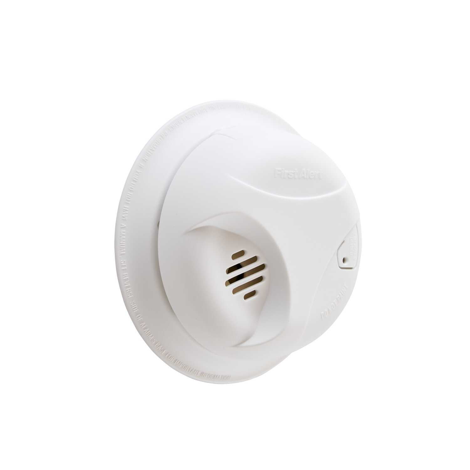 First Alert  BRK  Battery-Powered  Ionization  Smoke Alarm