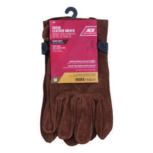 Ace  M  Gloves  Brown