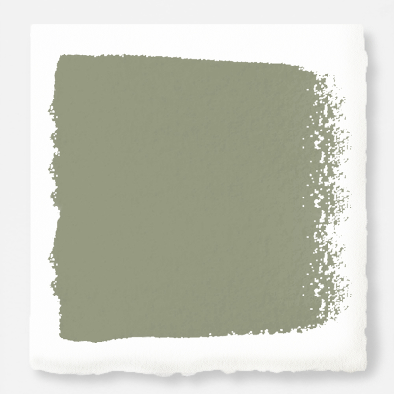 Magnolia Home  by Joanna Gaines  Garden Essential  D  Satin  Paint  1 gal. Acrylic