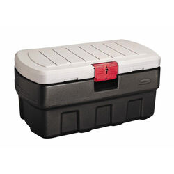 Rubbermaid  ActionPacker  16.9 in. H x 20.8 in. W x 35 in. D Stackable Storage Tote