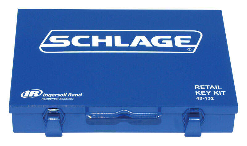 Schlage  1 each Metal  Re-Keying Kit