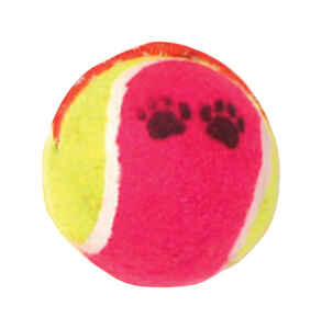 Diggers  Multicolored  Tennis Balls  Rubber  Pet Tennis Balls  Large