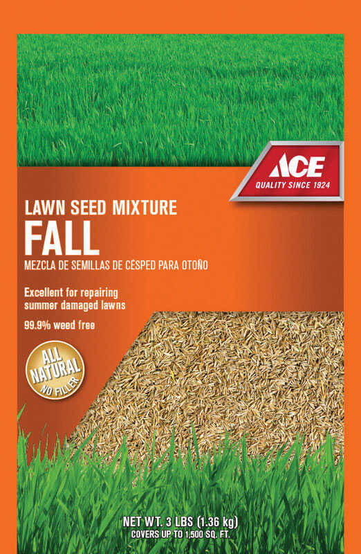 Ace  Mixed  Grass Seed Mixture  3 lb.