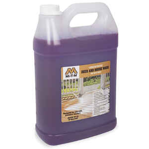 Mi-T-M  Pressure Washer Cleaner  1 gal. Liquid