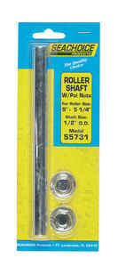 Seachoice  Steel  Roller Shaft with Pal Nuts