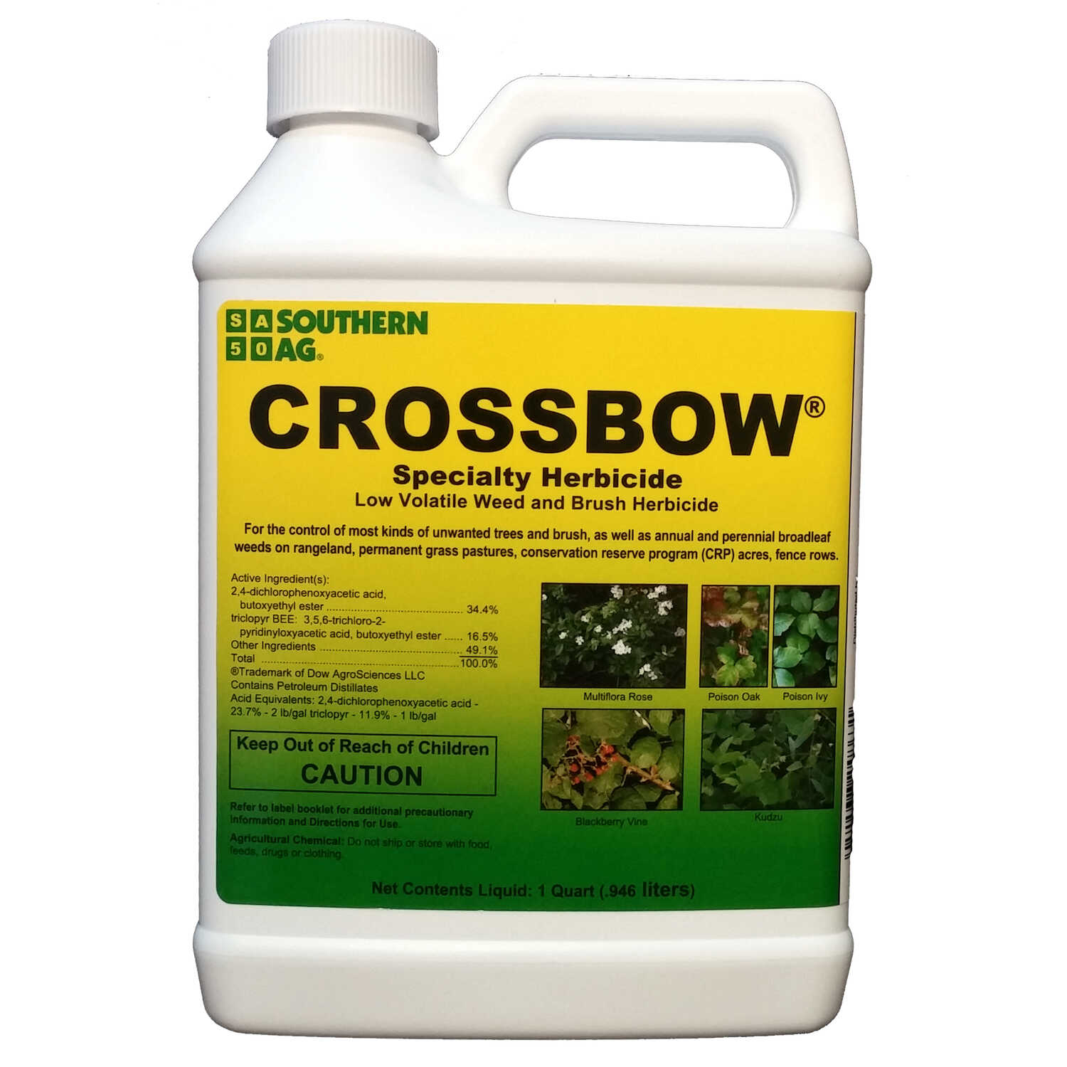Southern Ag  Crossbow Herbicide  Concentrate  Herbicide  1 qt.