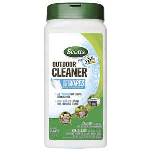 Scotts  Plus Oxi Clean  Outdoor Furniture Cleaner  Cloth  25 count