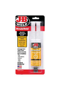 J-B Weld  MinuteWeld  High Strength  Gel  Automotive Epoxy  0.85 oz.