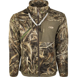 Drake  MST Endurance  XL  Long Sleeve  Men's  Full-Zip  Liner  Realtree Max-5