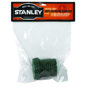 Stanley  17  1 pk Green  Replacement Stopper