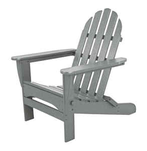 Ivy Terrace  Gray  Polypropylene  Chair