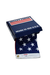 Valley Forge  American  72 in. W x 48 in. H Flag