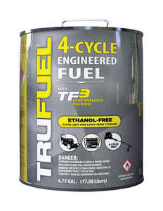 TruFuel  All  4 Cycle Engine  Premium Synthetic  Fuel  4.75 gal.