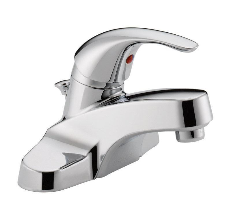 Peerless Cartridge Single Handle Lavatory Faucet 4 in. Chrome - Ace ...
