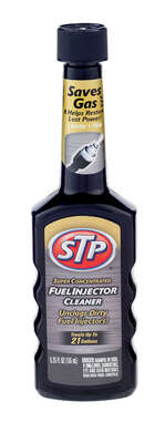STP Gasoline Fuel Injector Cleaner 5.25 oz.