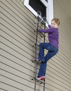 First Alert  Nylon  Fire Escape Ladder