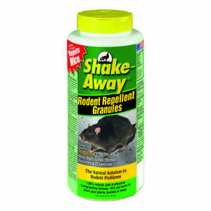 Shake-Away  For Rodents Animal Repellent