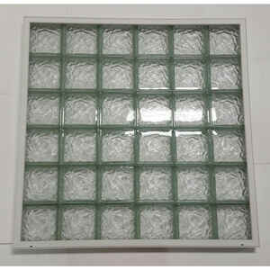 Clear Choice  48 in. H x 48 in. W x 3 in. D Window