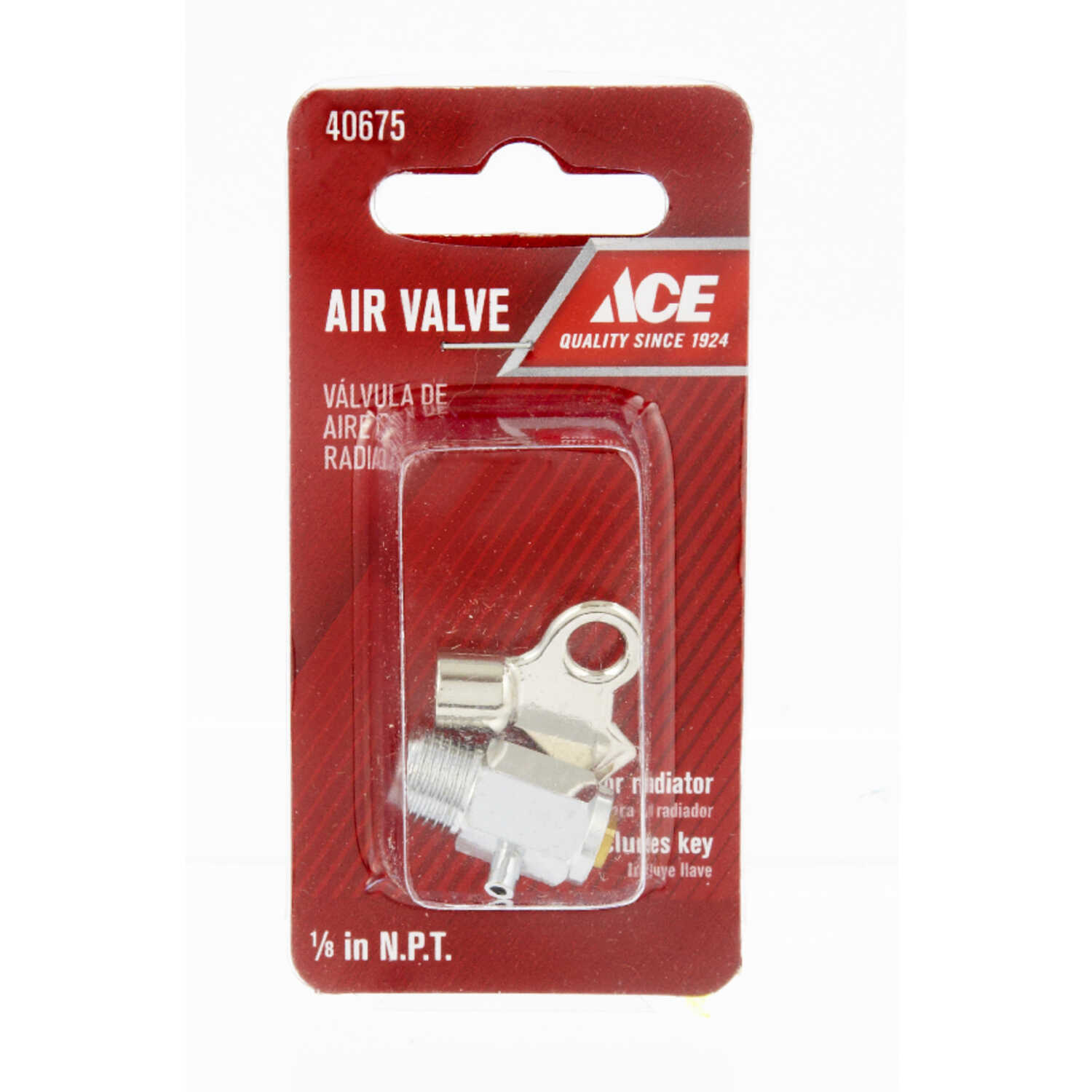 ACE  Loose Key Air Vent