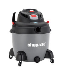 Shop-Vac  SVX2  SC16-SQ650  18 gal. Corded  Wet/Dry Utility Vacuum  12 amps 120 volt 6.5 hp Gray  28
