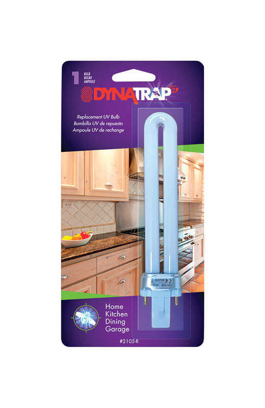 DynaTrap  Electric Insect Killer Replacement Bulb  300 sq. ft.