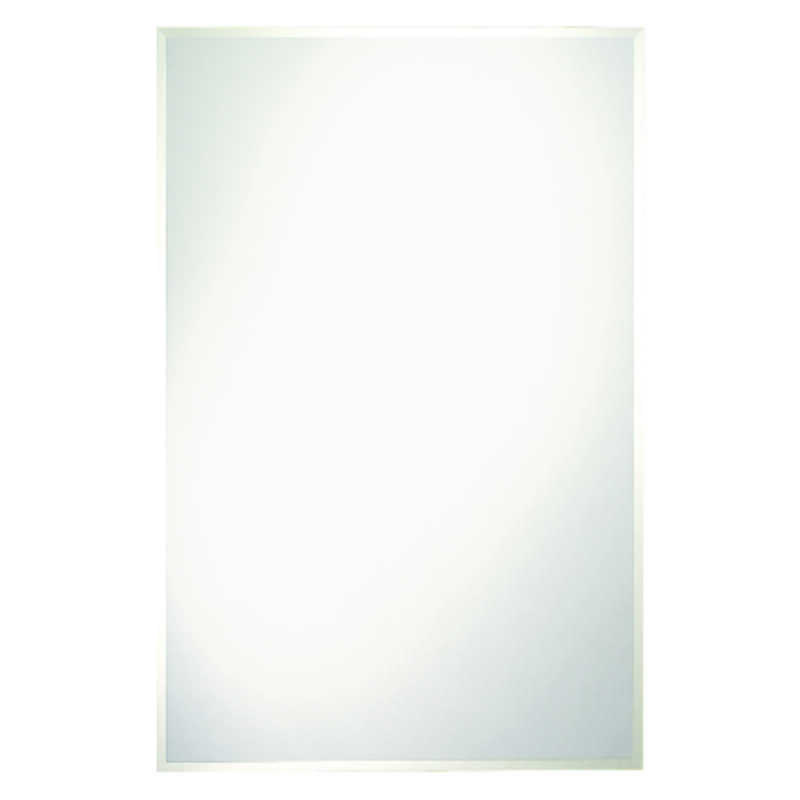 Erias  36 in. H x 24 in. W Glass  Mirror