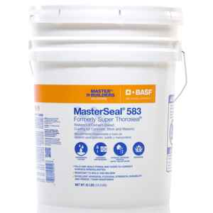 Thoro  Super Thoroseal  White  Cement-Based  Waterproof Coating  35 lb.
