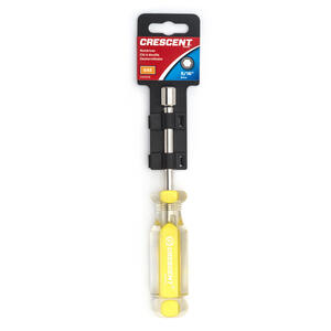 Crescent  5/16 in. SAE  Nut Driver  7 in. L 1 pc.